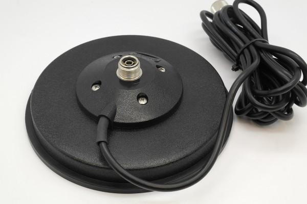 Sirio MAG 145 PL Magtnetfuss mit Kabel und PL-Stecker
