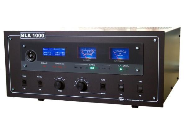 RM Italy BLA-1000 1000 Watt Kurzwellen Endstufe mit 240 Volt Stromversorgung