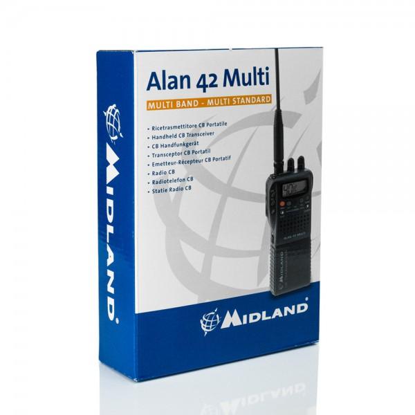 Alan 42 Multi CB-Handfunkgerät