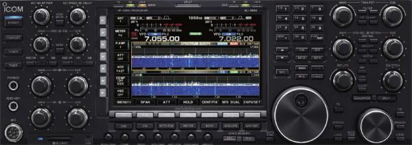 Icom IC-7851 HF/50 MHz Transceiver