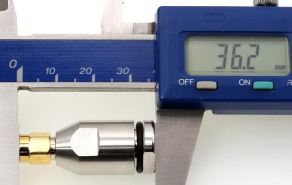 SMA-Stecker für Aircell 7 und weitere 7mm 50 Ohm Koaxialkabel