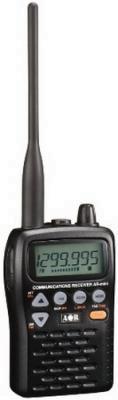 AOR AR-Mini Handscanner 100kHz - 1300MHz mit TCXO