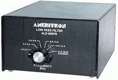 Ameritron ARF-1000 Low Pass Filter