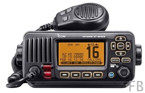 ICOM IC-M323 UKW Seefunkgerät Klasse D-DSC / ATIS