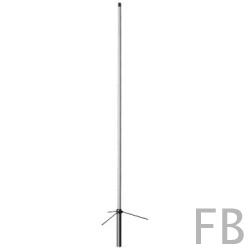Diamond BC-200 Fiberglas Stationsantenne für 430-490 MHz 70cm Band