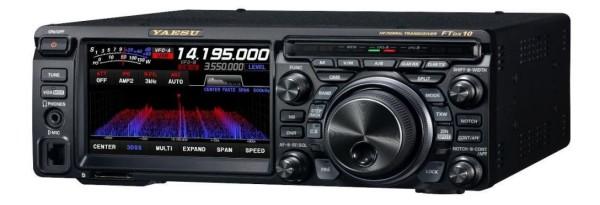 Yaesu FT-DX10 HF/50MHz 100W SDR Transceiver