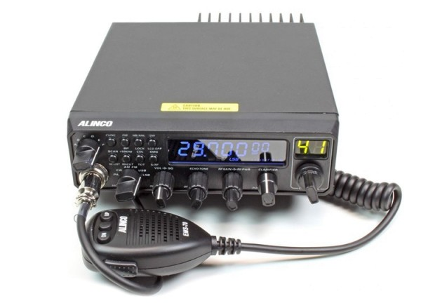 Alinco DX10