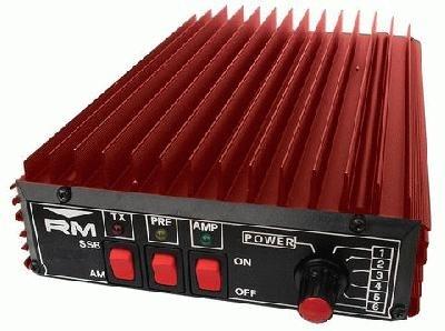 RM Italy KL-500 20-30 MHz 300/600 Watt Transistor Endstufe