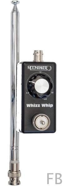 Moonraker Whizz Whip BNC QRP Antenne HF/VHF/UHF