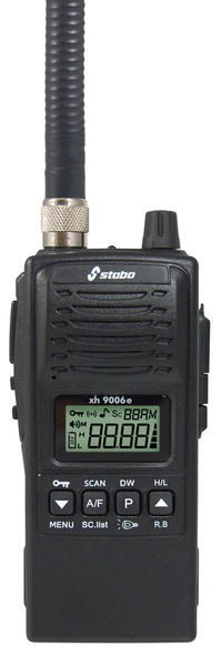Stabo XH 9006e CB-Handfunkgerät Multinorm