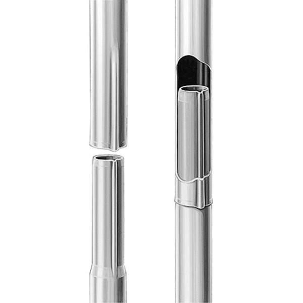 Steckmast 48 mm x 200 cm