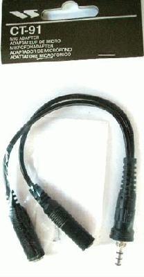 Yaesu CT-91 Mikrofonadapter