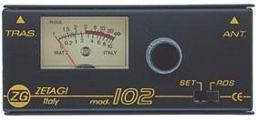 Zetagi SWR 102 SWR-Meter bis 200 MHz