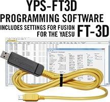 Yaesu YPS-FT-3D Programmierkit