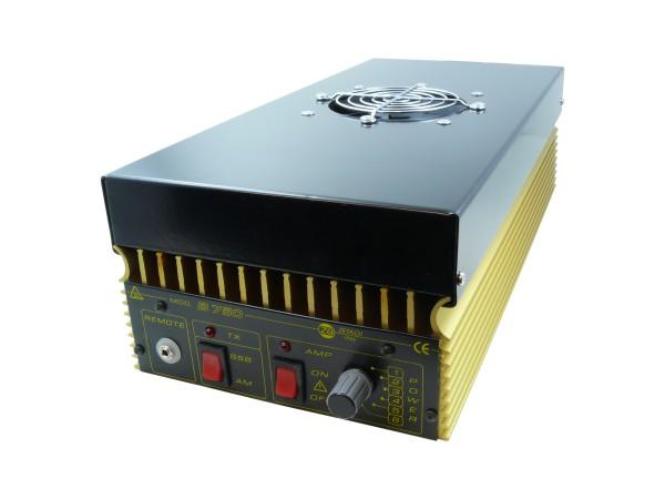 Zetagi B-750 600 Watt Sendeleistungsverstärker 20-30 MHz