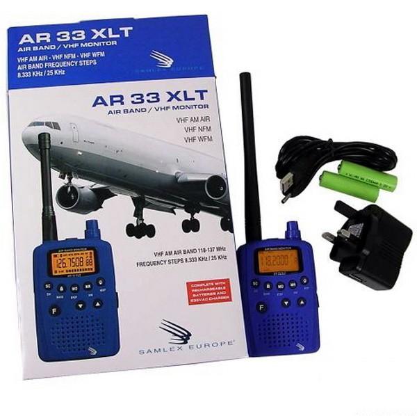 Samlex AR 33 XLT