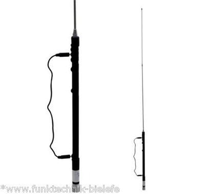 HVT-400B 80m / 40m / 20m / 15m / 10m / 6m / 2m / 70cm PL Strahler