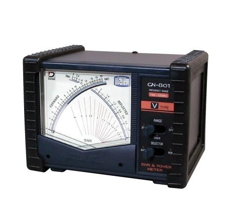 Daiwa CN-801VN SWR/Wattmeter 140-525 MHz und bis 200 Watt