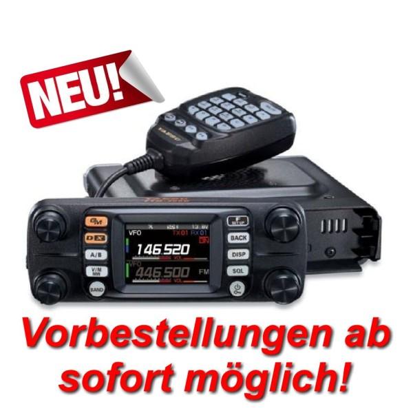 Yaesu FTM-300DE 50W C4FM/FM 144/430MHz Dual-Band Digital Mobile Transceiver