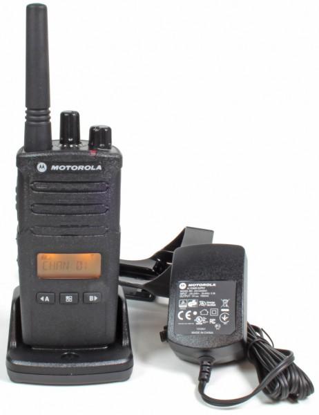 Motorola XT-460 PMR-446 Handfunkgerät