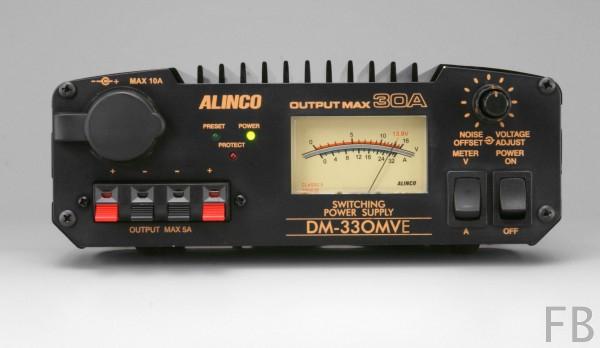 Alinco DM-330MVII Schaltnetzteil 5-15V 25/30A
