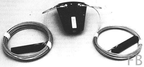 Fritzel FD-3 Windom Drahtantenne 20,2 Meter Länge 0,7/1,4 KW