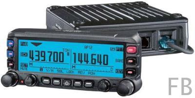 Yaesu FTM-350E 2m/70cm Twinband Mobilgerät