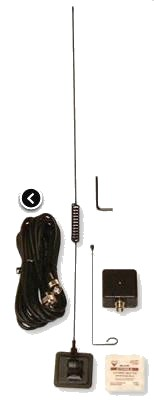 Moonraker GF151 2m/70cm Dualband Scheiben Klebeantenne inkl. Kabel und Stecker