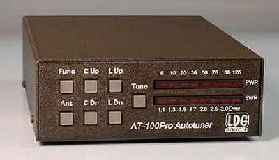 LDG AT-100ProII Automatischer Antennentuner