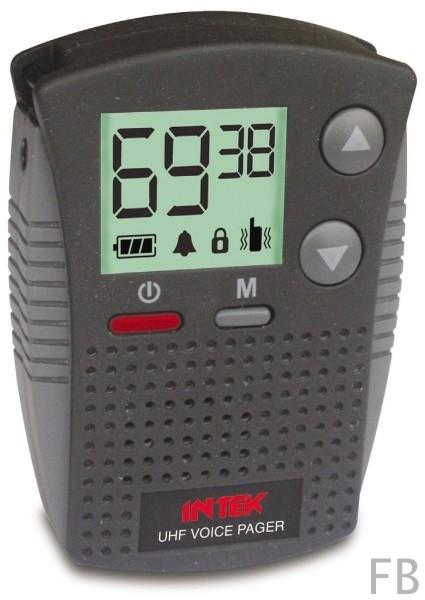 INTEK RP-600 Voice-Pager für PMR446