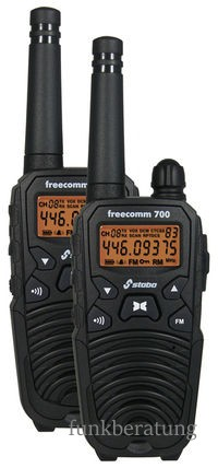 Stabo Freecomm 700 PMR446