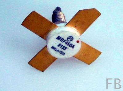 Motorola MRF 450A Silizium-NPN-Transistor