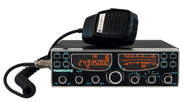 RF Limited Magnum 1 12/10m Band AM/FM/SSB/CW Amateurfunkgerät on