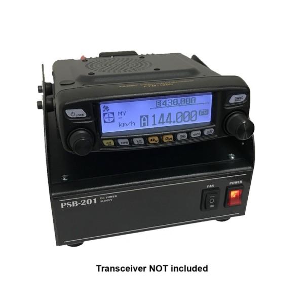 PSB-201 Netzteil 13,8V 12A mit Kühlgebläse für mobile Transceiver