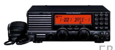 Yaesu VX-1700 KW HF All Mode Transceiver TRX 1.6-30 MHz