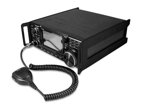 Icom IC-7300 Seitengriffe gewinkelt