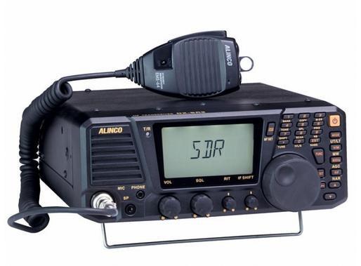 Alinco DX-SR9E HF Allmode Transceiver von 160-10m SDR Eigenschaften