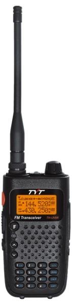 TYT TH-UV6R 2m/70cm Dualband Handfunkgerät 4 Watt Sendeleistung