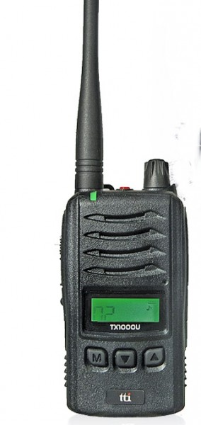 TTI TX-1000U IP55 PMR446 Handfunkgerät der Profiklasse