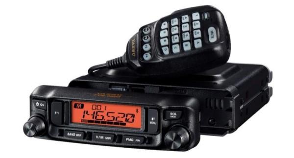 Yaesu FTM-6000E FM Mobile Transceiver
