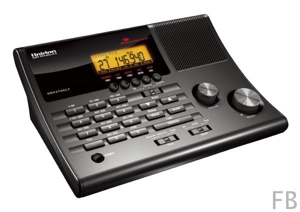 Uniden Bearcat UBC-370CLT 500 Kanal Tiscanner 25-960 MHz