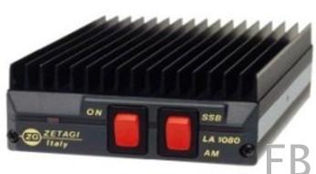 Zetagi LA-1080V 100 Watt Leistungsverstärker 140-170 MHz 2m Band