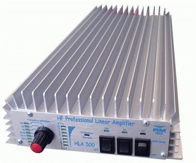 RM Italy HLA-300 Plus Leistungsverstärker 1,5-30 MHz und max. 300 Watt