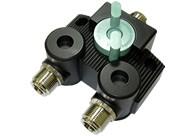 Diamond CX-210N 2fach Antennenumschalter N-Buchsen