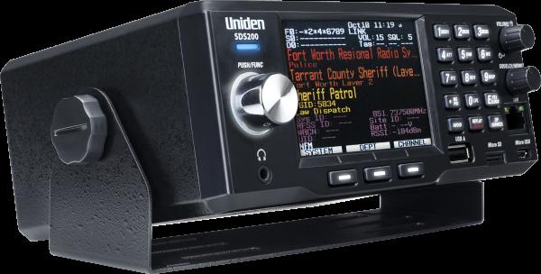 Uniden Bearcat SDS200E