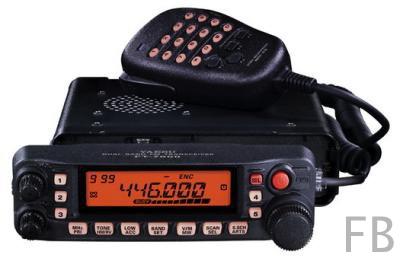 Yaesu FT-7900E VHF/UHF-FM-Transceiver mit YSK-7800 Trennsatz