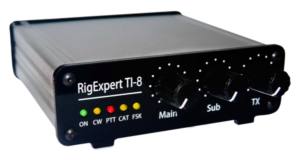 Rigexpert TI-8 CAT Soundkarteninterface