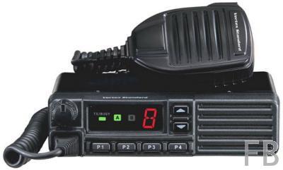 VERTEX VX-2100E UHFmit Tastaturmikrofon