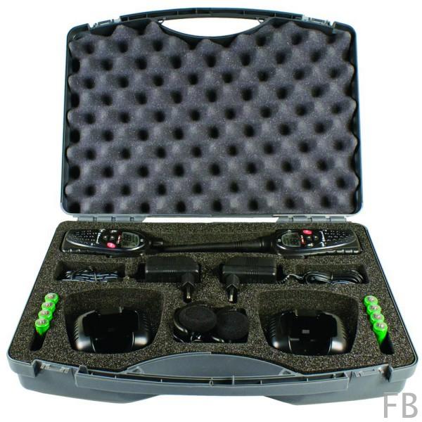 Alan 2er Kofferset Midland G9Plus incl. MA 24-L Headsets im Lieferumfang