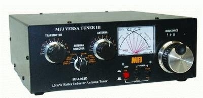 MFJ-962D 1500 Watt Tuner mit Rollspule